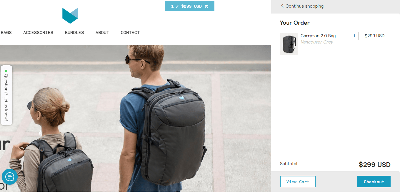 Идеи дизайна интернет-магазина 1