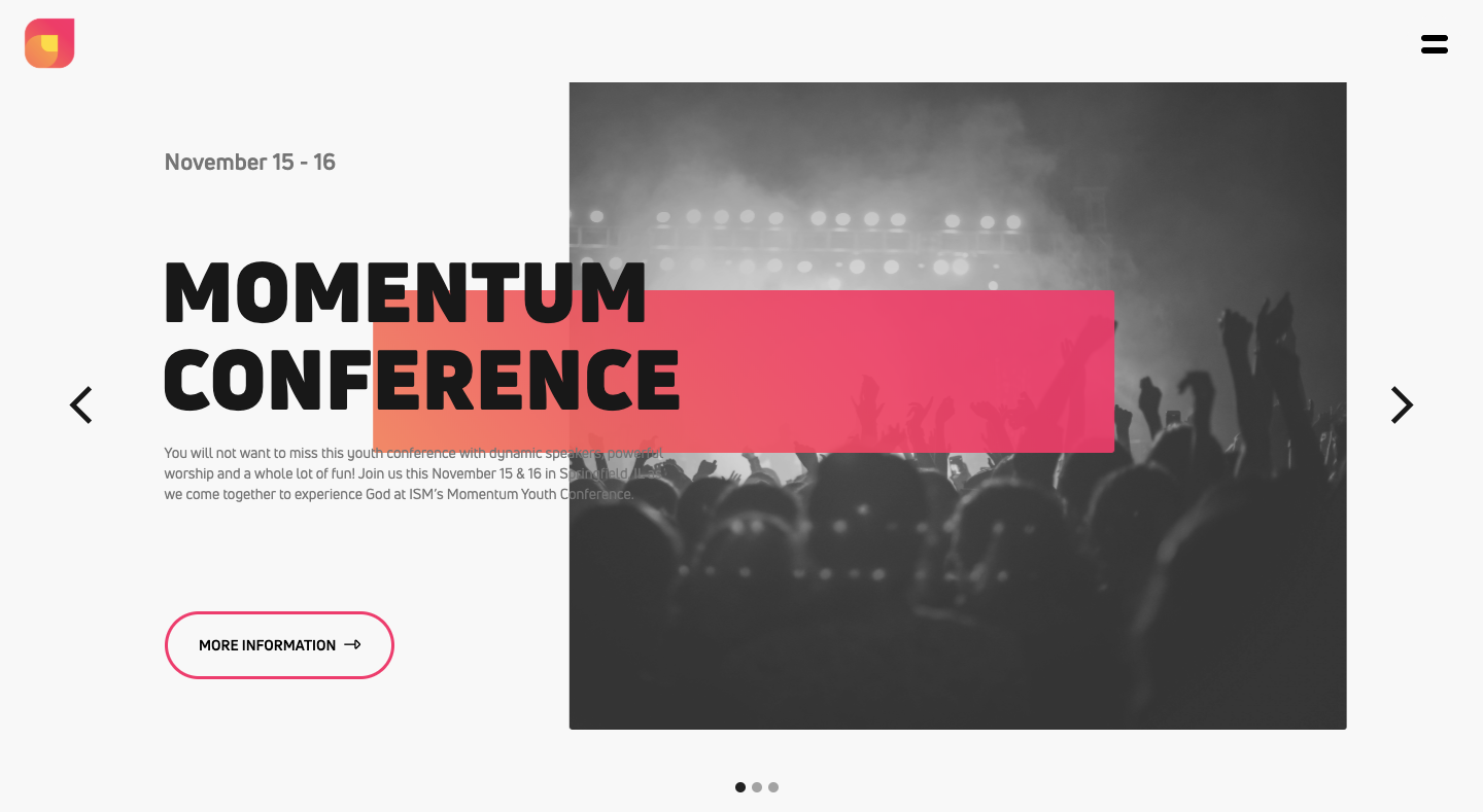momentum conference