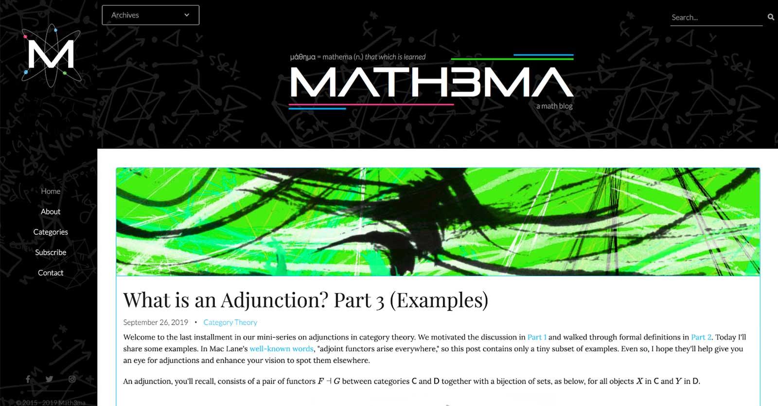 math3ma blog