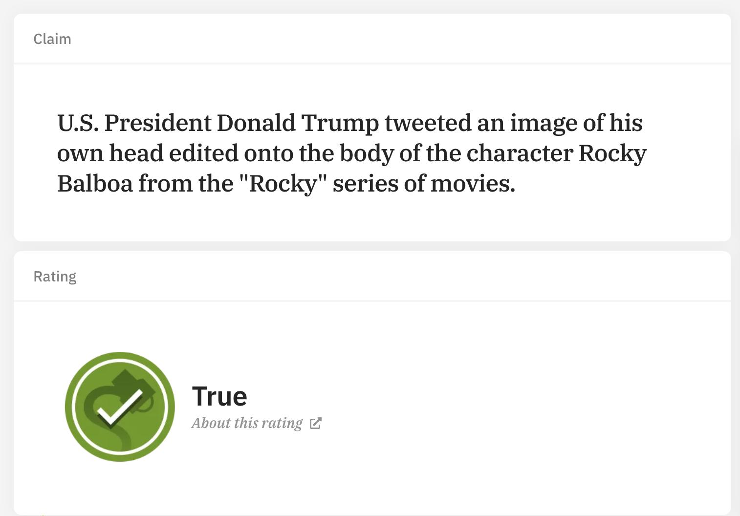snopes fact checker