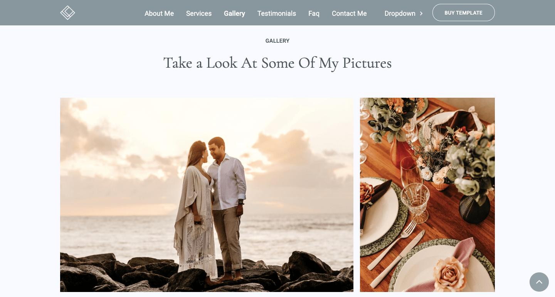 capture content section
