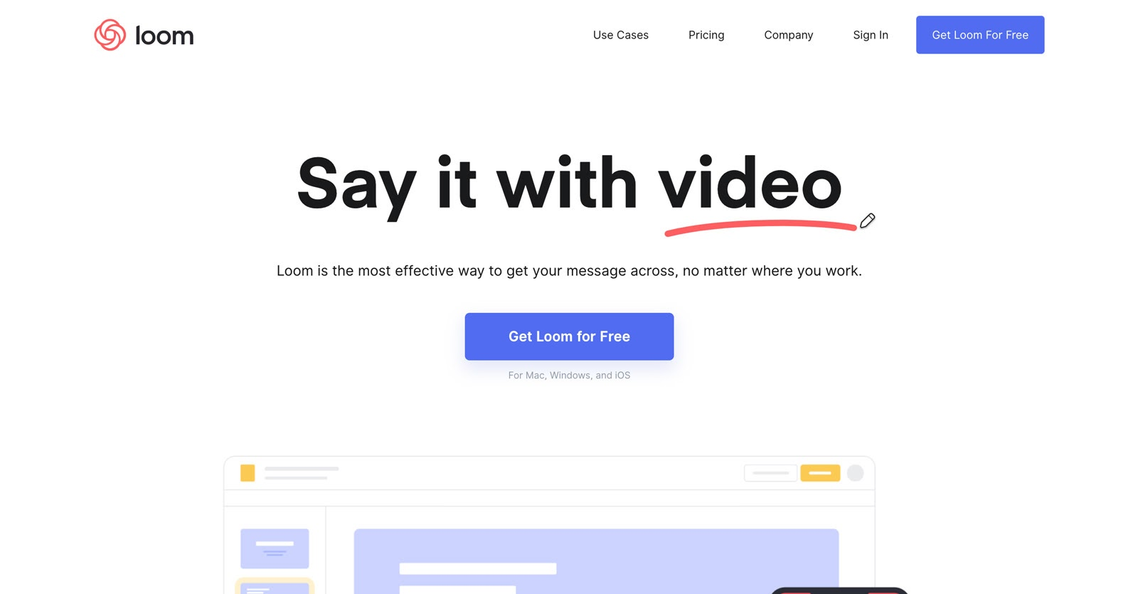 record videos with loom