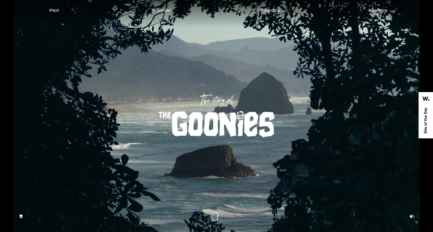 story of the goonies