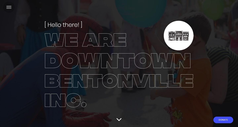 bentonville website