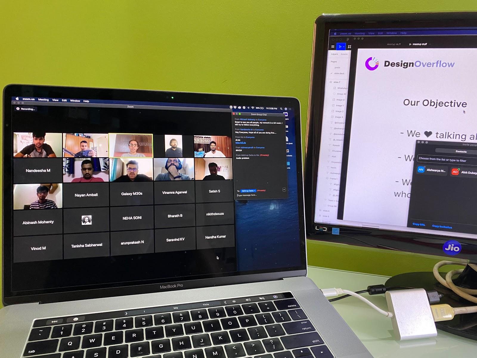 webflow bengaluru meetup