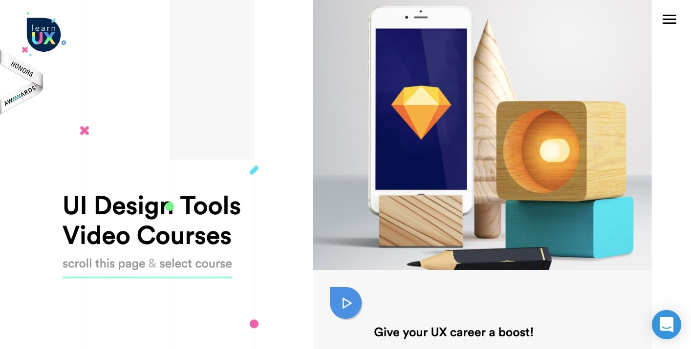 learn ui ux course