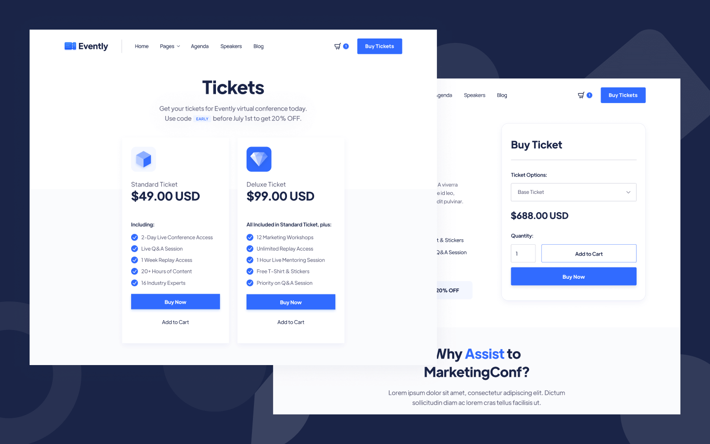 selling tickets with webflow