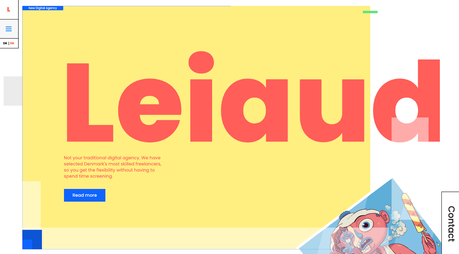 leiaud website