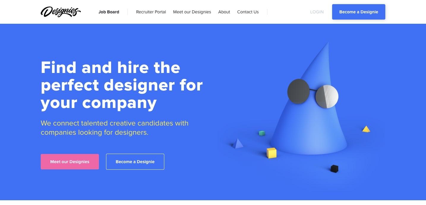 designies website