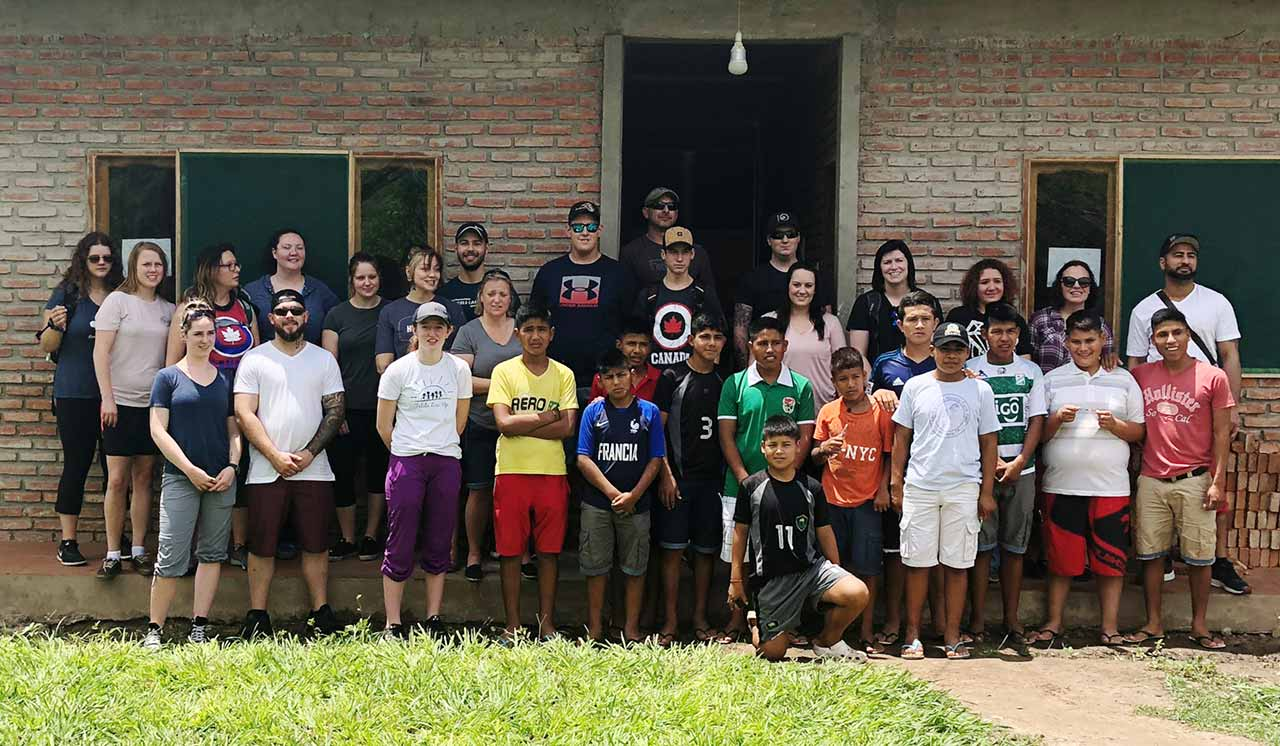 Conuma House at the Bolivian Orphanage