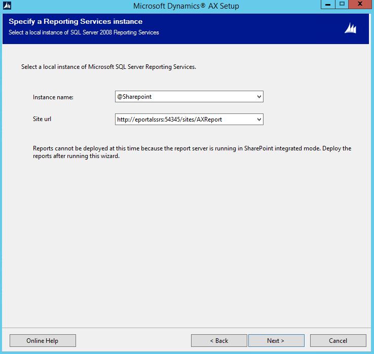 Install Enterprise Portal – Part 2