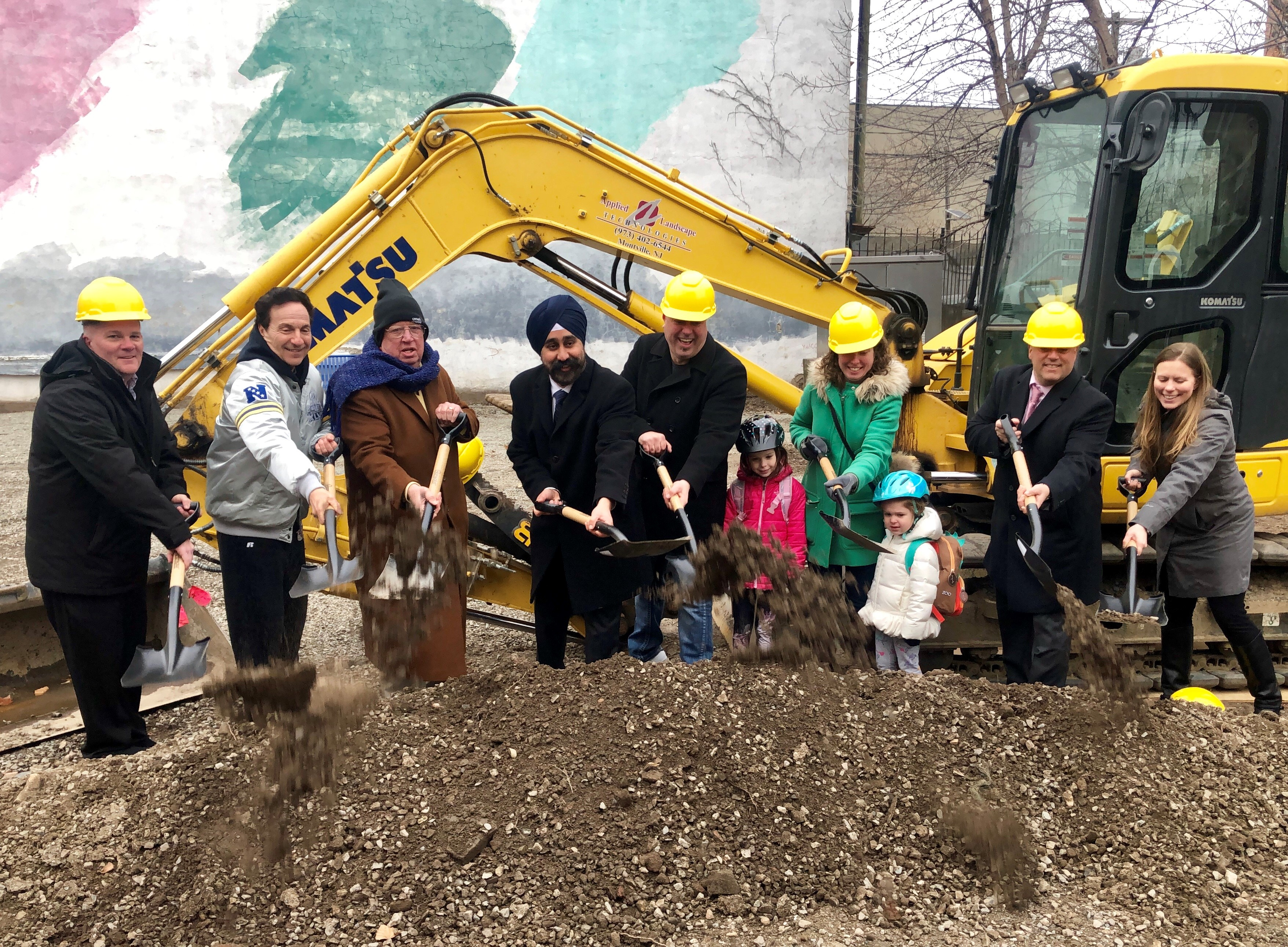 Just Because Madisons Water Meets Legal >> Madison Street Park Rehabilitation