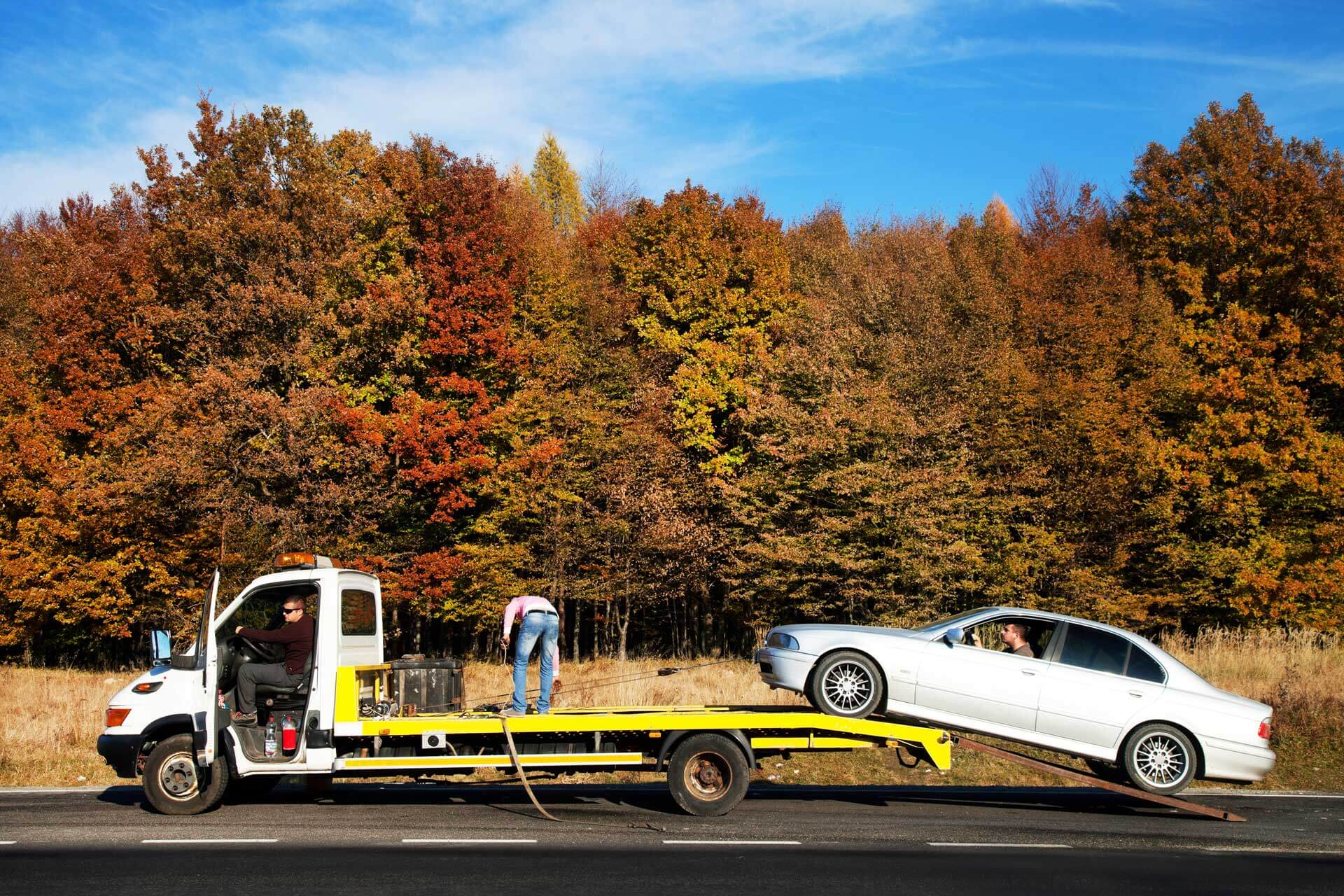 Long Distance Towing | Car Transport Services | Urgent ly