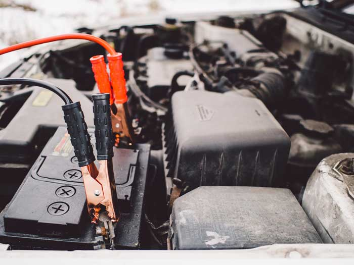 Jump Box For Cars >> How To Jump A Car How To Use Jumper Cables Urgent Ly