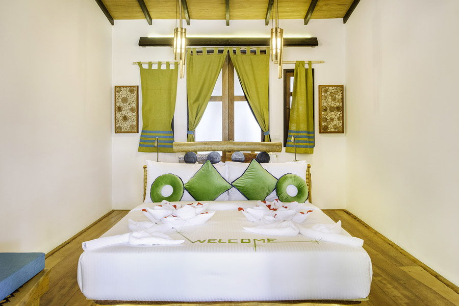 Aaveee Resort Maldive Deck Villas Kotari