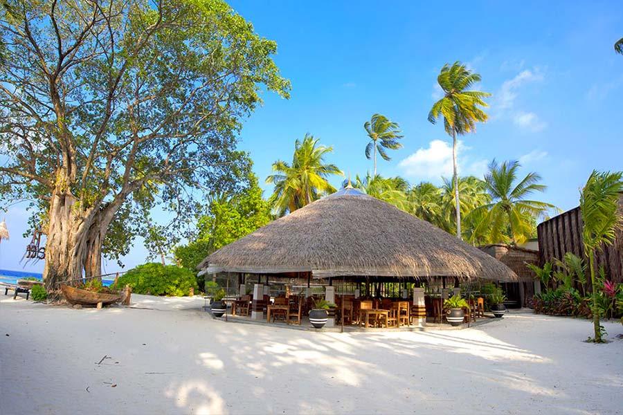 Aaveee Resort Maldive Ristorante Veeru