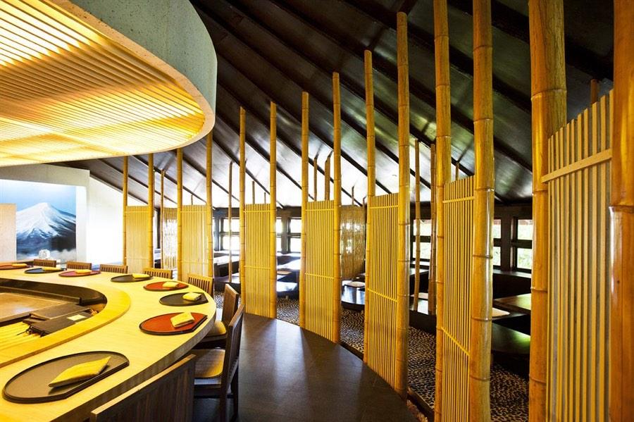 Adaaran Prestige Vadoo resort Maldive ristorante giapponese