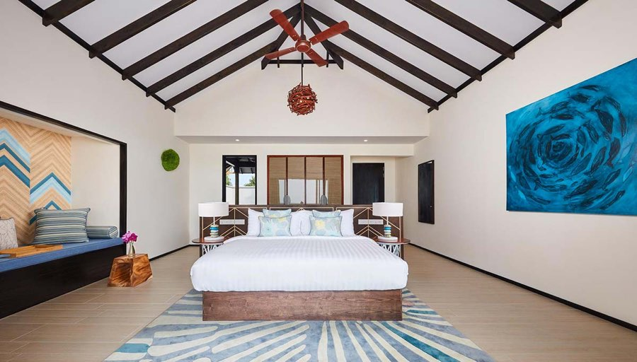 Amari Havodda resort maldive beach villa