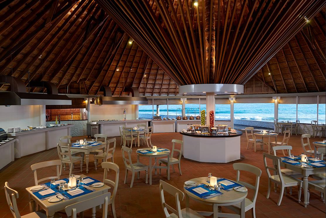 Cinnamon Dhonveli resort Maldive ristorante Maakana