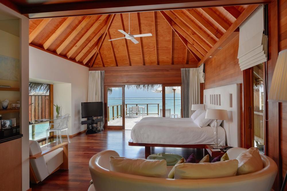 Migliori Resort Maldive Conrad Maldives water villa