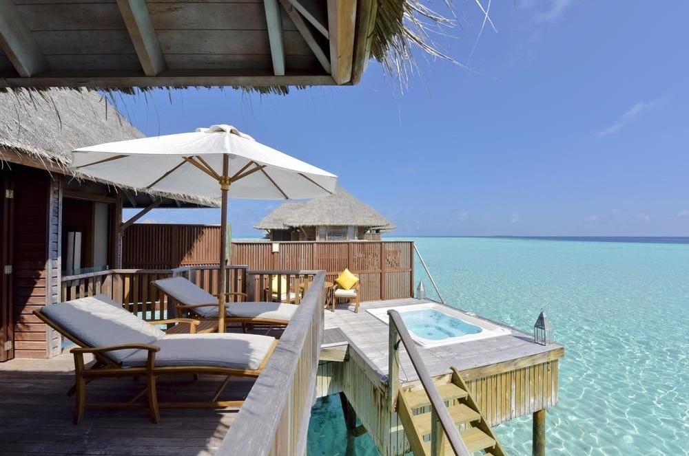 Migliori Resort Maldive Conrad Maldives family water villa