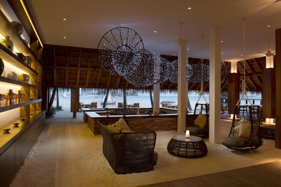 Resort Maldive Conrad Maldives Sunset Ufaa