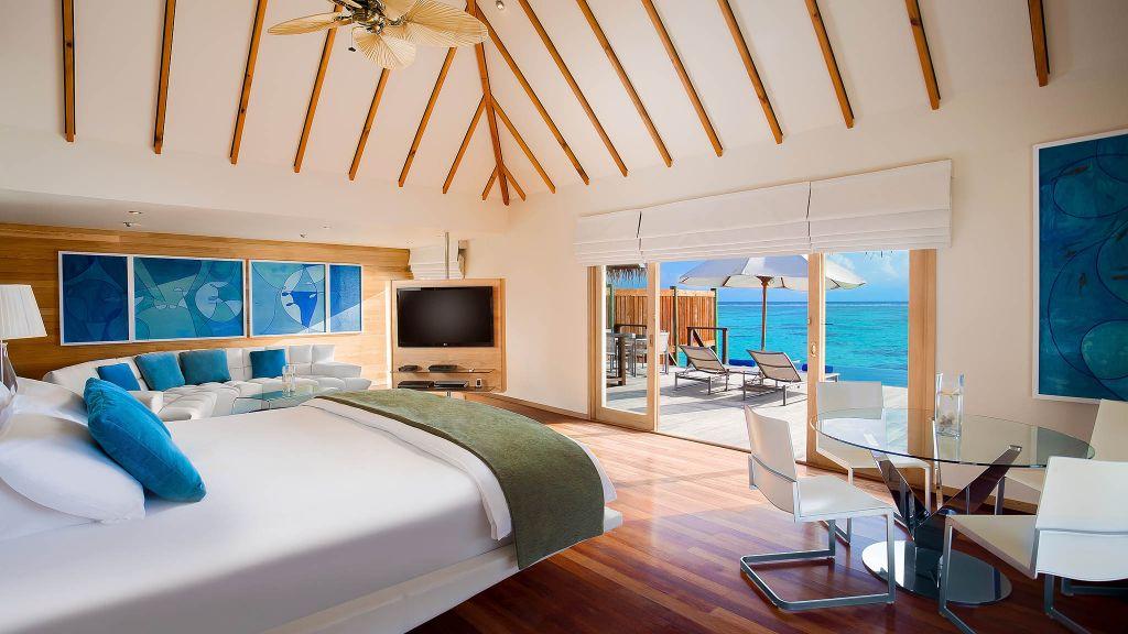 Migliori Resort Maldive Conrad Maldives premier water villa