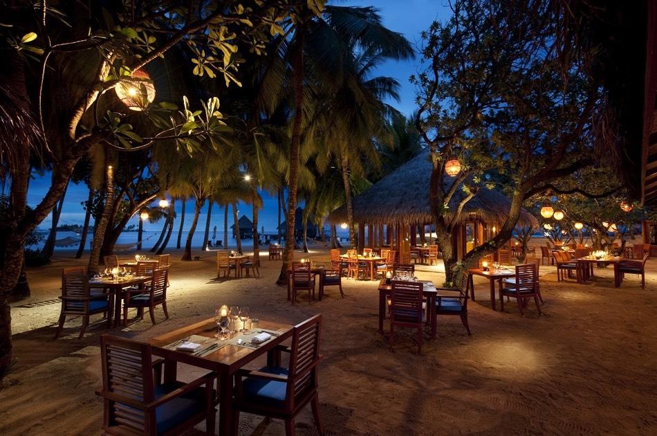 Resort Maldive Conrad Maldives Sunset Atoll Market