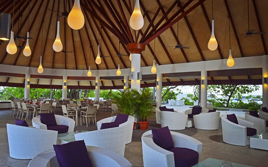 Bandos Maldives resort Maldive ristorante Sea Breeze