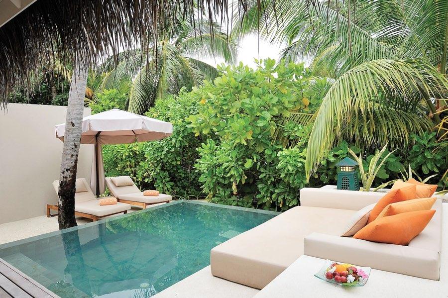 Ayada Maldives resort Maldive beach villa