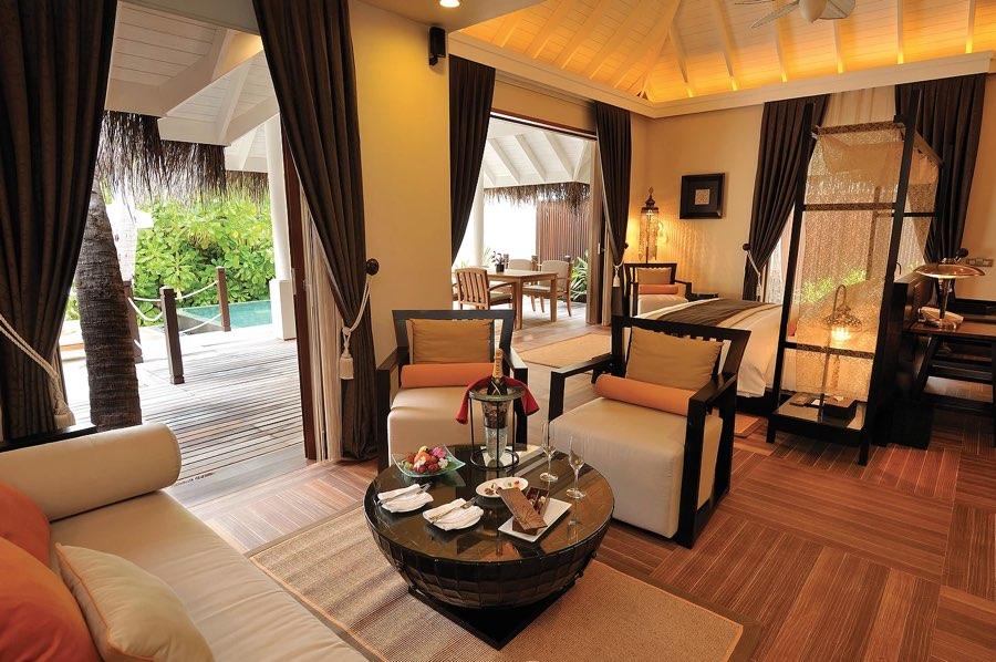 Ayada Maldives resort Maldive beach suite