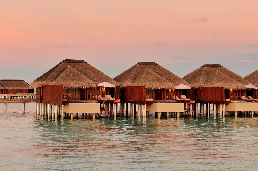 Ayada Maldives resort Maldive ocean villa
