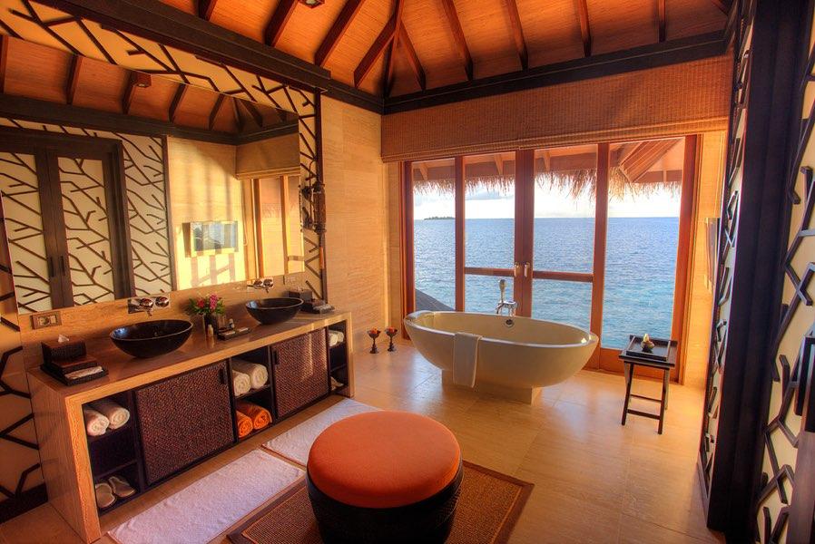 Ayada Maldives resort Maldive Ayada Royal ocean suite