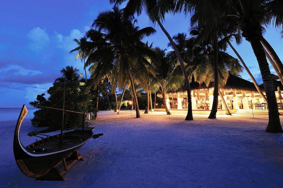 Ayada Maldives resort Maldive ristorante Magu cucina internazionale