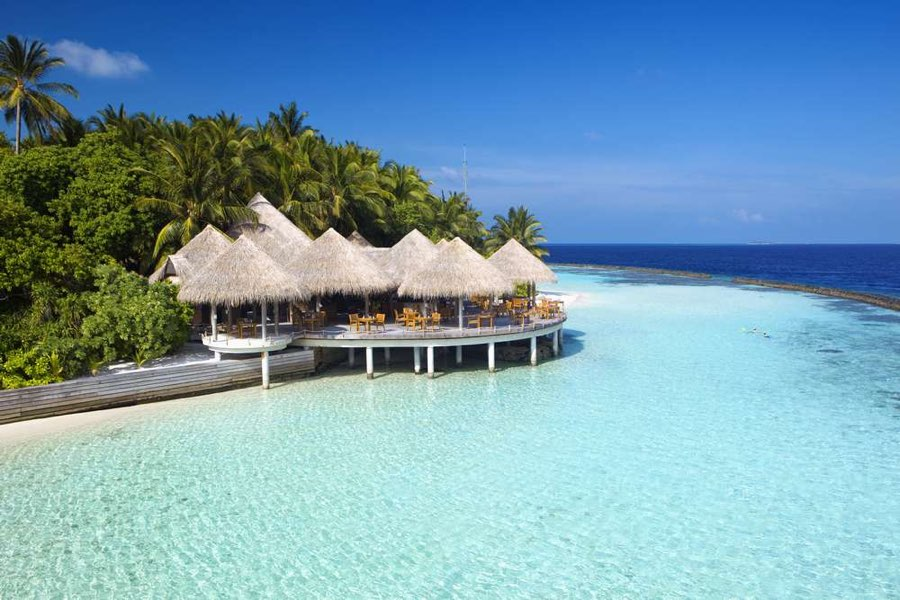 Baros resort Maldive ristorante Cayenne