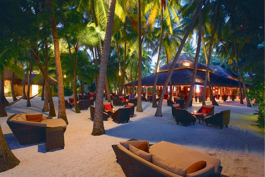 Baros resort Maldive Sails Bar
