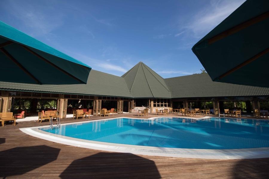 Canareef Island Resort Maldive ristorante Kilhi