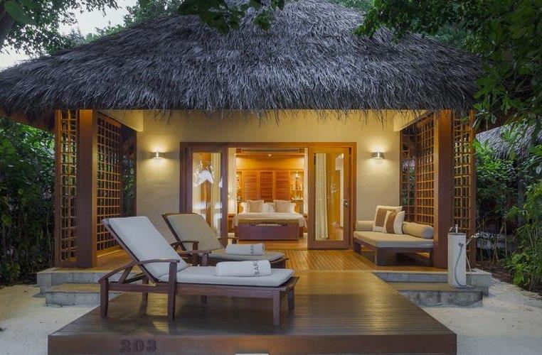 Baros resort Maldive Baros villa