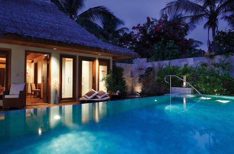 Baros resort Maldive Baros residence