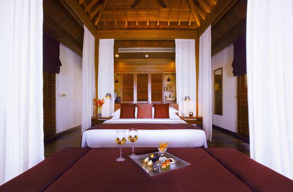 Baros resort Maldive Baros premium pool villa