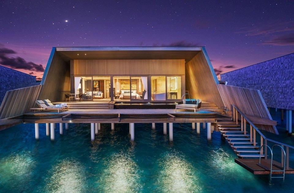 Resort Maldive St.Regis Maldive Vommuli
