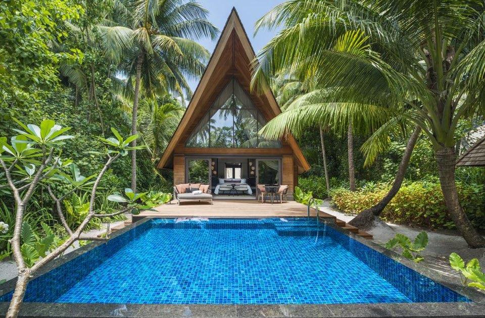 Resort Maldive St.Regis Maldive Vommuli garden villa