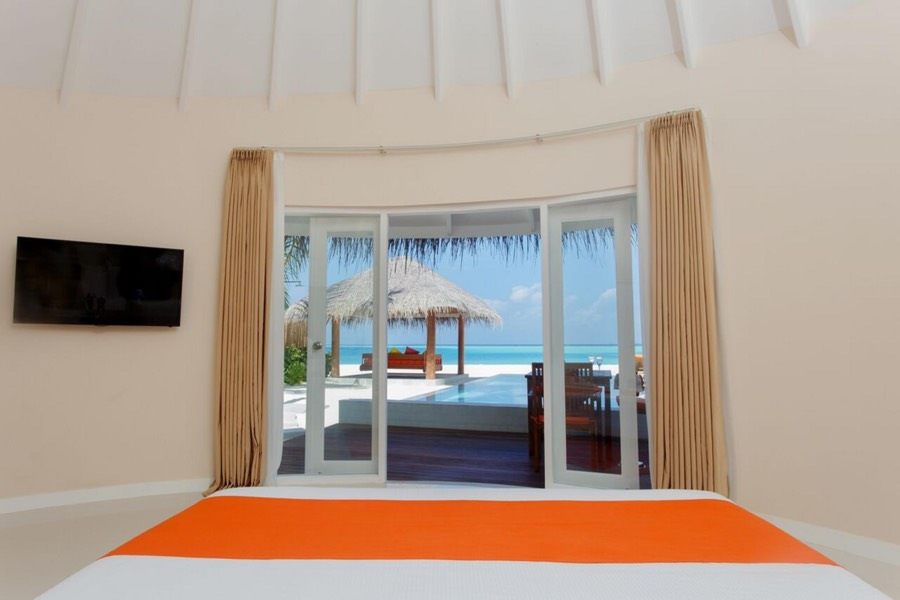 Resort Maldive Sun Aqua Vilu Reef sun aqua pool villa