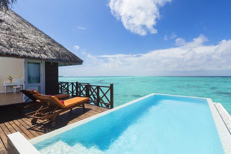 Resort Maldive Sun Aqua Vilu Reef aqua suite