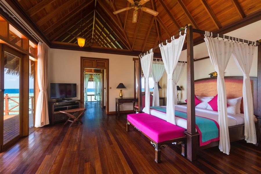 Resort Maldive Sun Aqua Vilu Reef grand reef suite