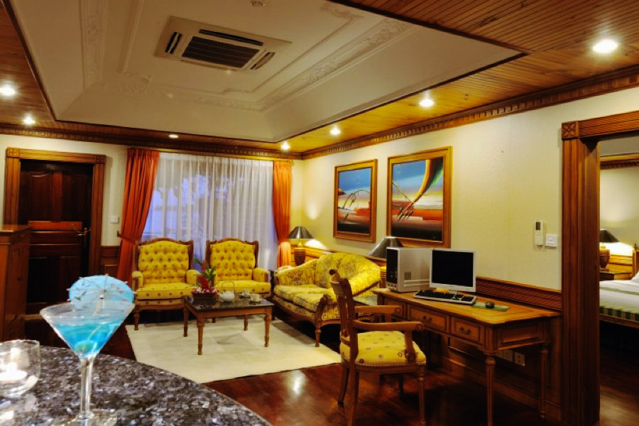 Resort Maldive Sun Island Resort presidential suite