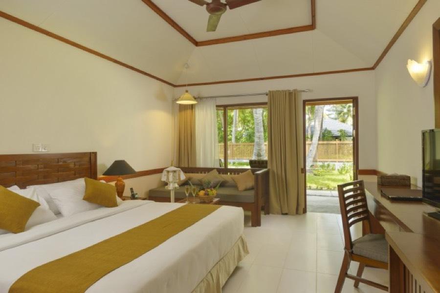 Resort Maldive Sun Island Resort sun villa