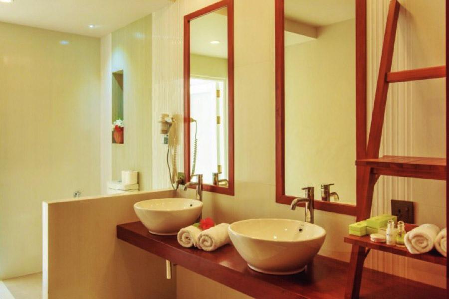 Resort Maldive Sun Island Resort sunset villa