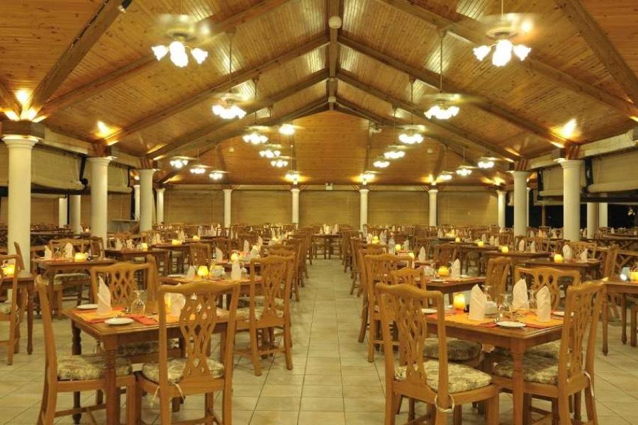 Resort Maldive Sun Island Resort ristorante Maaniya