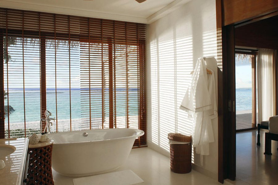 Resort Maldive The Residence beach villa